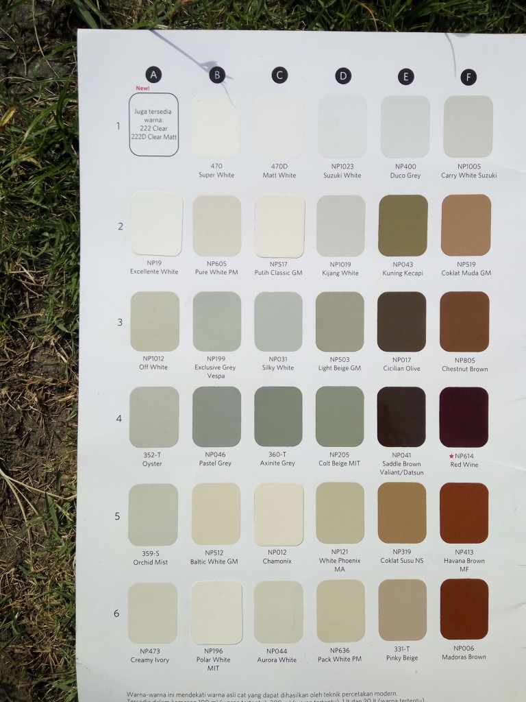 Color chart redzsurfboard catalog color 1 nvjuhfo Gallery