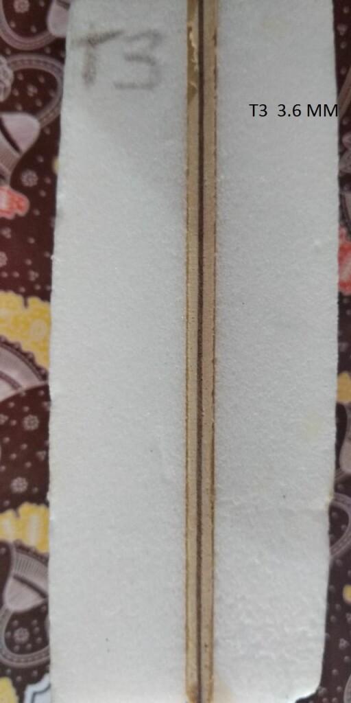 redz surfboard blanks stringer t3