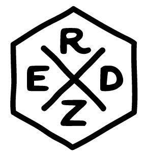 logo redz classic hexagon