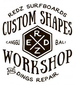 logo redz custom dings
